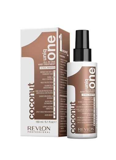 Revlon Revlon Uniq One All In One Coconut Saç Bakım Spreyi 150 Ml Renksiz